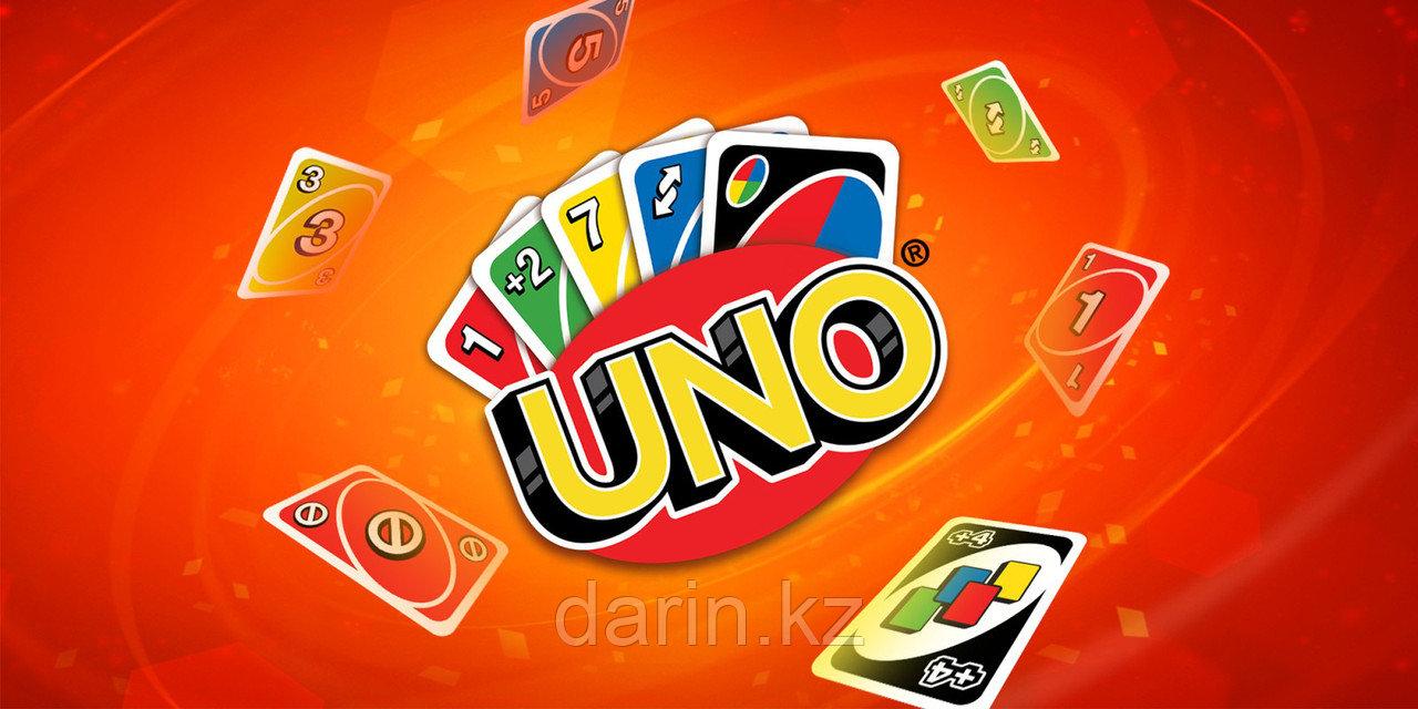 Игра настольная UNO lite - фото 5