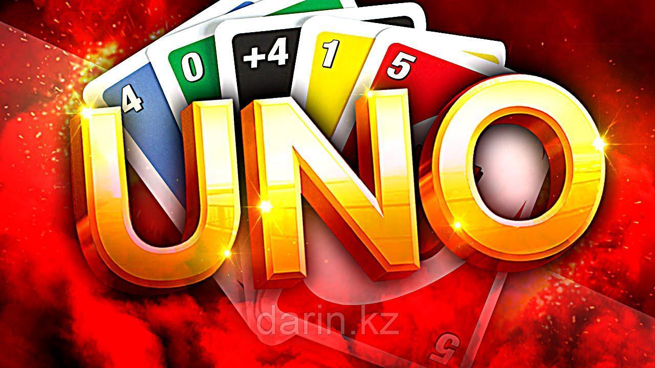 Игра настольная UNO lite - фото 4
