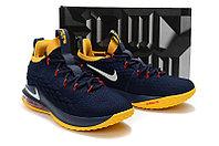 """Баскетбольные кроссовки Nike LeBron XV (15) Low """"Cleveland"""" (40-46), фото 5"""