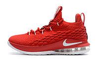 "Баскетбольные кроссовки Nike LeBron XV (15) Low ""Chinese Red"" (40-46), фото 4"