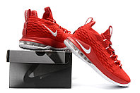 "Баскетбольные кроссовки Nike LeBron XV (15) Low ""Chinese Red"" (40-46), фото 6"