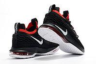 "Баскетбольные кроссовки Nike LeBron XV (15) Low ""Bred"" (40-46), фото 4"