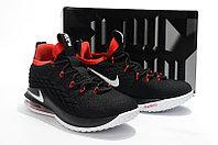 "Баскетбольные кроссовки Nike LeBron XV (15) Low ""Bred"" (40-46), фото 5"