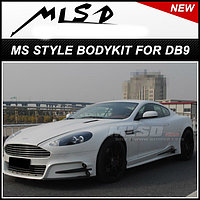 Обвес на Aston Martin DB9 Ms style