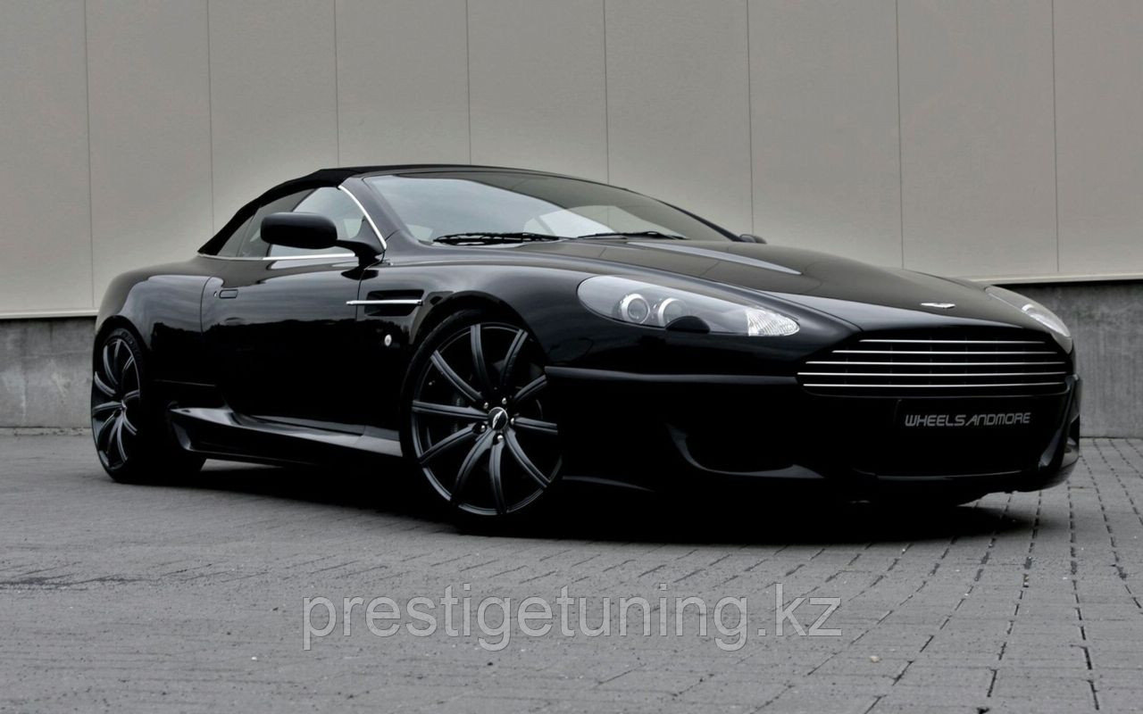 Обвес на Aston Martin Mansory for DB9