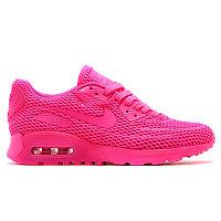 """Летние кроссовки Nike Air Max 90 Ultra BR """"Pink"""" (36-40), фото 3"""