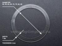 Протекторные кольца Ø 4,5 ; 10,20,25,30,35мм