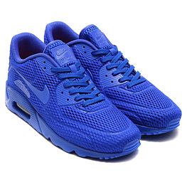 """Летние кроссовки Nike Air Max 90 Ultra BR """"Blue"""" (36-45)"""