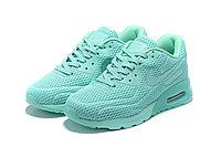 """Летние кроссовки Nike Air Max 90 Ultra BR """"Tiffany"""" (36-45), фото 2"""