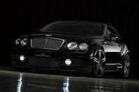 Обвес WALD black bison edition на Bentley Continental GT 2007, фото 1
