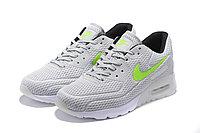 """Летние кроссовки Nike Air Max 90 Ultra BR """"Silver/Volt"""" (36-45), фото 2"""