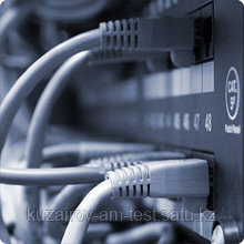 Установка и монтаж  локальной сети