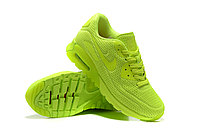 "Летние кроссовки Nike Air Max 90 Ultra BR ""Fluorescent Yellow"" (36-45), фото 3"