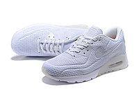 "Летние кроссовки Nike Air Max 90 Ultra BR ""Platinum White"" (36-45), фото 2"