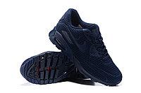"Летние кроссовки Nike Air Max 90 Ultra BR ""Navy Blue"" (36-45), фото 4"