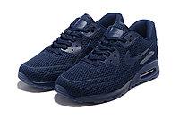 "Летние кроссовки Nike Air Max 90 Ultra BR ""Navy Blue"" (36-45), фото 3"
