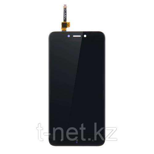 Дисплей Xiaomi Redmi 4X , с сенсором, цвет черный - фото 1