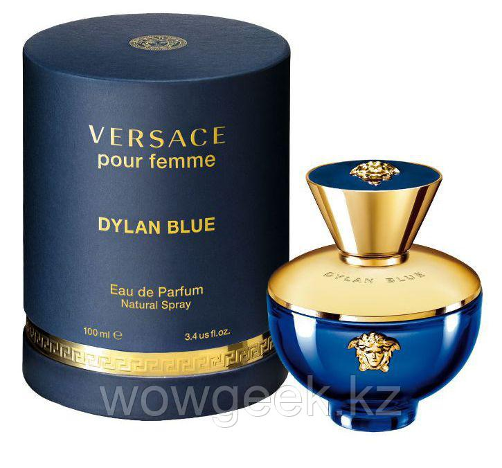 Женские духи Versace Dylan Blue Pour Femme