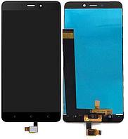 Дисплей Xiaomi Redmi Note4 , с сенсором, цвет черный
