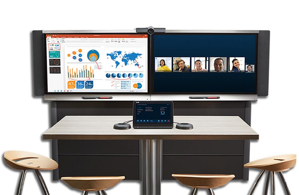 Интерактивный комплект SMART Room System-М