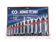 Набор ключей рожковых 12шт. (6-32мм)