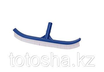 29053 Intex Щетка изогнутая для очистки стенок и дна бассейна Curved Wall Brush, 40.5 см