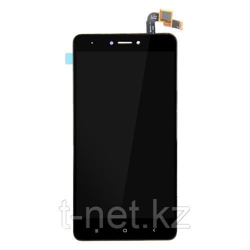 Дисплей Xiaomi Redmi Note 4X, с сенсором, цвет черный
