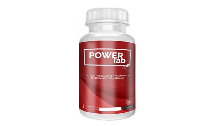 Power Tab (Пауэр Таб) – капсулы для потенции