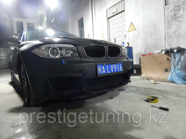 Обвес 1М на BMW E82