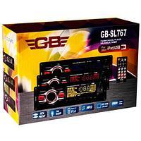 Автомагнитола USB/SD/MMC/FM/MP3-цифровой плеер GB-SL767