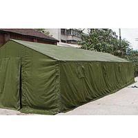 Палатка брезентовая до 30 мест армейская пр-во Россия