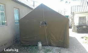 Палатка военная 3X4 м. брезентовая - фото 4