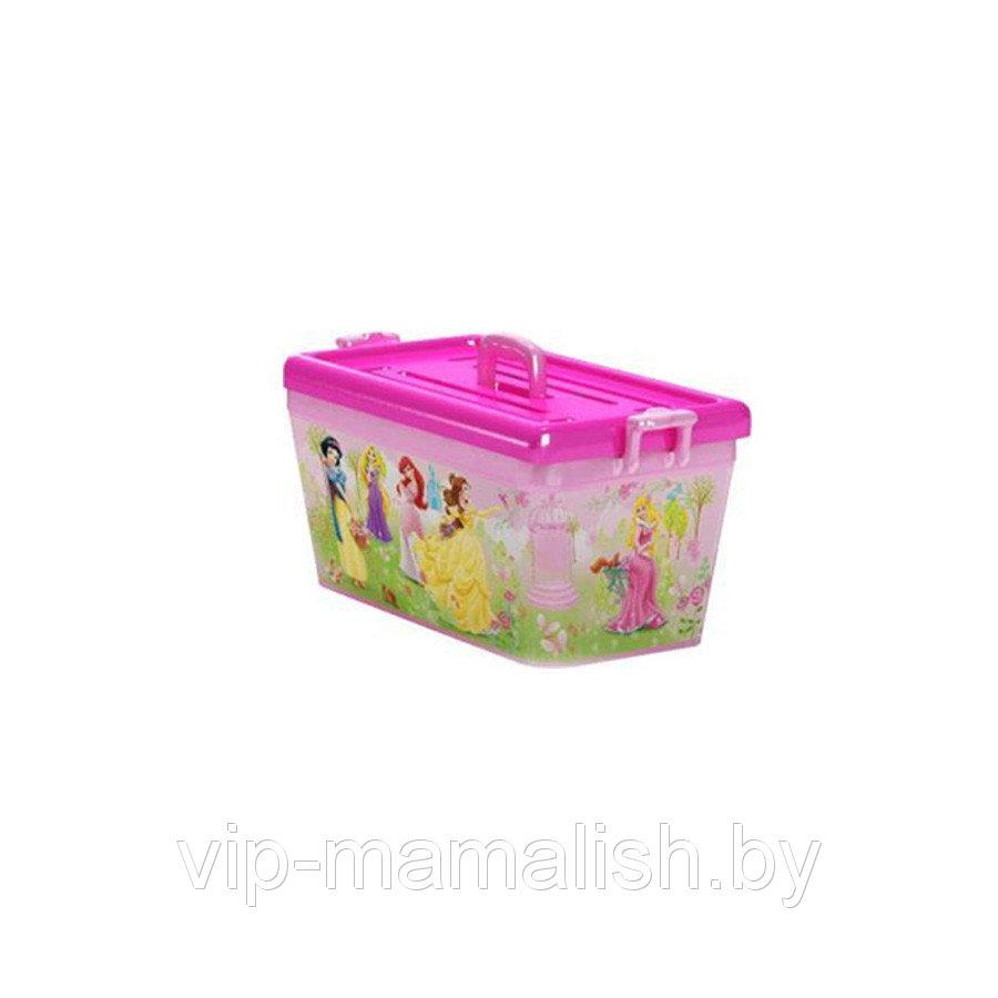 ПОЛИМЕРБЫТ Ящик для игрушек 30л