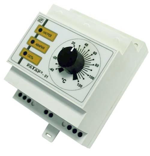 Регулятор температуры Ратар-01.п/п