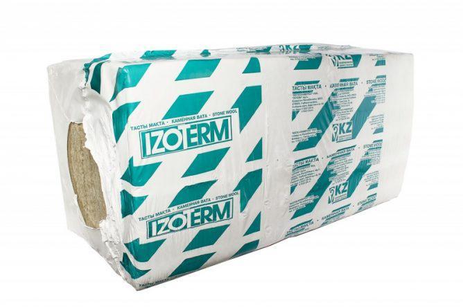 Мин Плита Изотерм Izoterm П-75 75*40 (4 м2 )  2450тг.