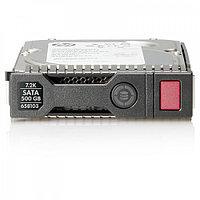 """Жесткий диск 658071-B21 HPE 500GB 7.2K 6G SATA 3.5"""""""