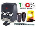 Привод для откатных ворот DEIMOS 800 KIT (масса ворот до 800кг.) в комплекте. BFT-Италия