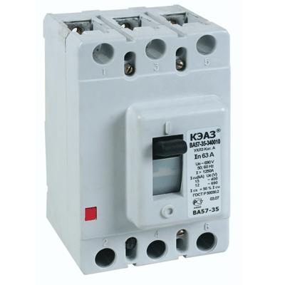 Автоматический выключатель ВА 57-35 100А