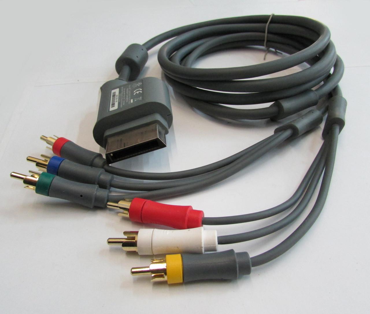 XBOX 360 Компонентный HD AV кабель