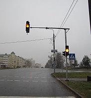 Опора для светофора