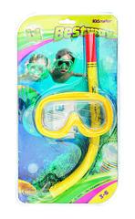 Маска с трубкой (Детская)