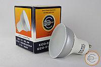 LED Светодиодная лампа GU10 4W 100-260V Eco-SvetАКЦИЯ! При покупке двух ламп данной модели третья в подарок!, фото 1