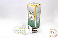 Светодиодная лампа ECO-SVET, свеча С35 5,4W АКЦИЯ! При покупке двух ламп данной модели третья в подарок!