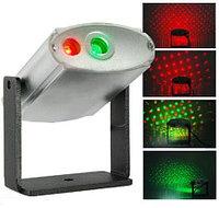 LED лазерный проектор создающий эффект звездного неба ECO-SVET