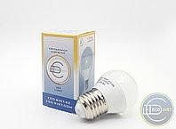 Светодиодная  LED  лампа G45 5W E27