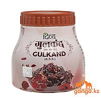 Гульканд - варенье из лепестков роз (Gulkand PATANJALI), 400 г.