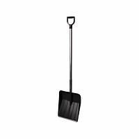 Лопата для снега с наконеч.(с черенком)(350*400мм)