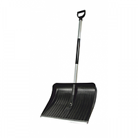 Лопата для уборки снега с наконечником (с черенком), М1237 М1237
