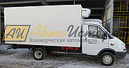 Газ 33026. Изотермический фургон 4,2 м. ХОУ, фото 2
