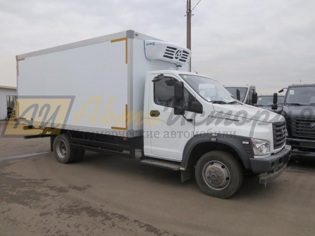 Газон Некст. Изотермический фургон 5,1 м. ХОУ.